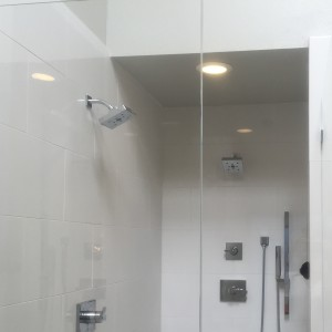master shower features